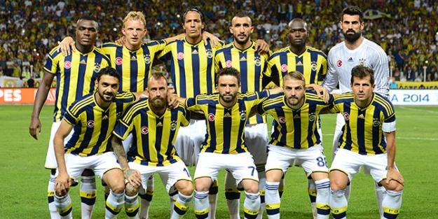 Fenerbahçe'nin kupa kadrosuna 'Yıldırım' ayar!