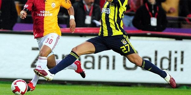 Galatasaray - Fenerbahçe derbisine doğru