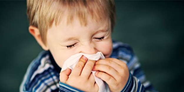 GDO çocuklarda alerjiyi tetikliyor