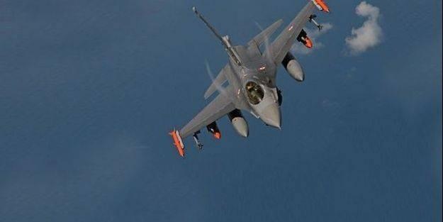 """Genelkurmay: """"Suriye füzesi, Türk uçağını taciz etti"""""""
