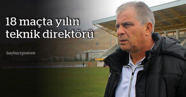 Güneş, 18 maçta yılın teknik direktörü oldu