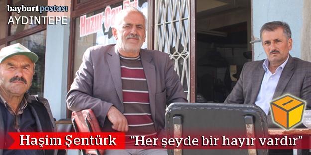 """Haşim Şentürk: """"Haksızlığa uğradık!"""""""