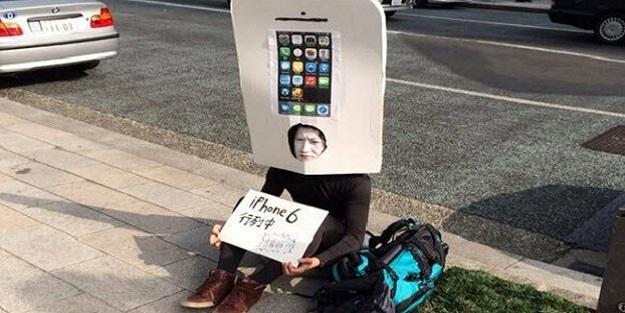 iPhone 6 isteyen sıraya girsin!