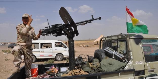 IŞİD militanları, Dakuk sınırına dayandı