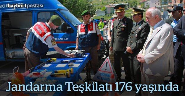 Jandarma Teşkilatı 176 yaşında