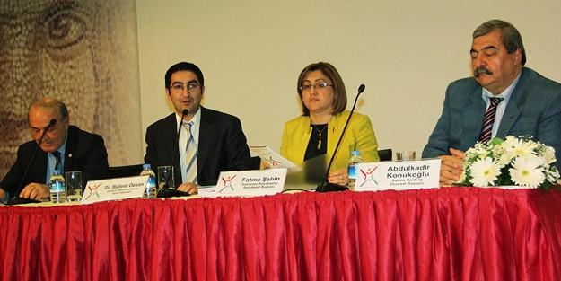 Kalkınma ajansları Gaziantep'te toplandı