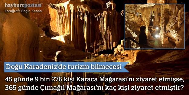 Karaca Mağarası kadar görülmeye değer: Çımağıl Mağarası