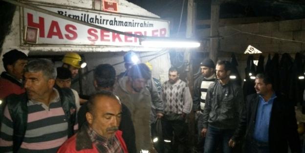 Karaman'da maden ocağında göçük: Çok sayıda işçi mahsur!