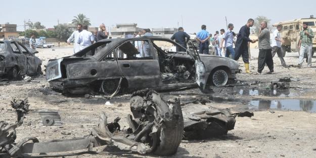 Kerkük'te düzenlen bombalı saldırıda 3 kişi öldü