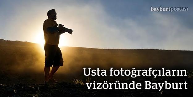 KUDAKA, Bayburt'u fotoğrafladı