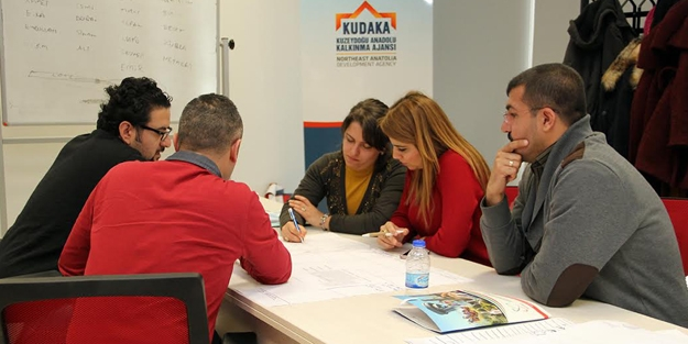 KUDAKA'nın proje yazma eğitimleri...