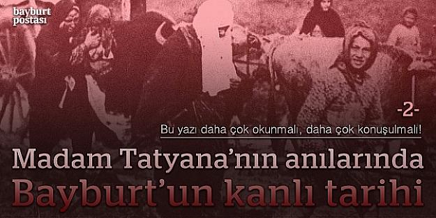 Madam Tatyana'nın anıları (2)