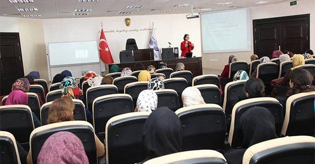 """Malatya'da """"Anne Üniversitesi"""" açılıyor"""