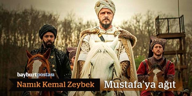 Mustafa'ya ağıt
