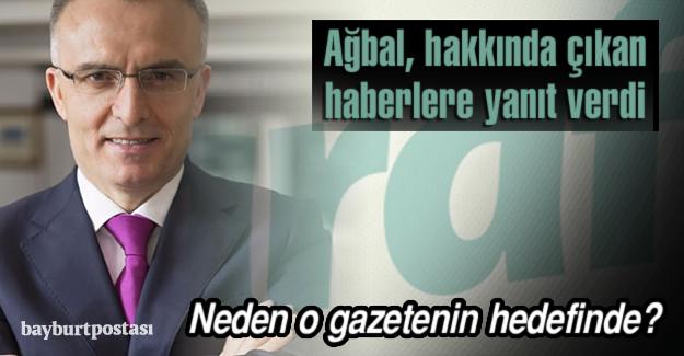 Naci Ağbal, neden Taraf'ın hedefinde?