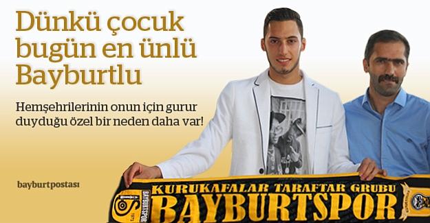 O çocuk, bir frikik sanatçısı: Hakan Çalhanoğlu
