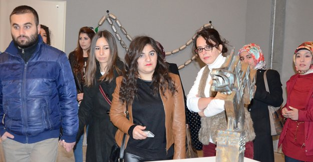 Turizm Kulübü'nden Baksı Müzesi'ne gezi