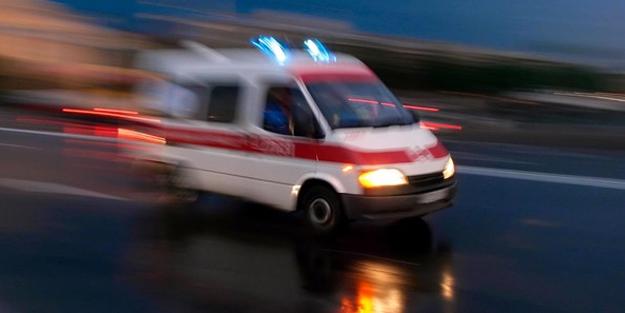 Öğrenciler kaza yaptı: 1 ölü, 5 yaralı