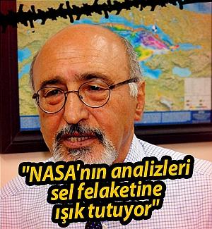 """""""NASA'nın analizleri, Karadeniz'deki sel felaketlerine ışık tutuyor"""""""