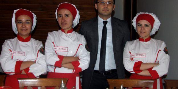 Osmanlı mutfağı üniversitede ders oldu