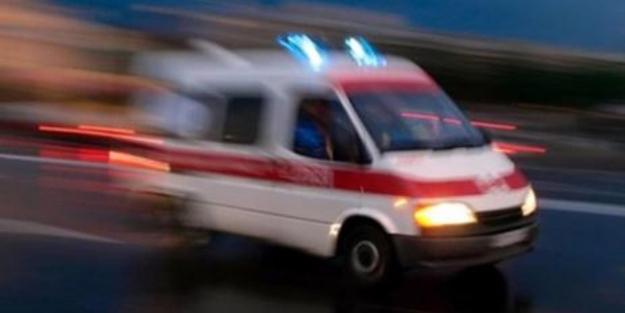 Otomobil yoldan çıktı: 4 yaralı