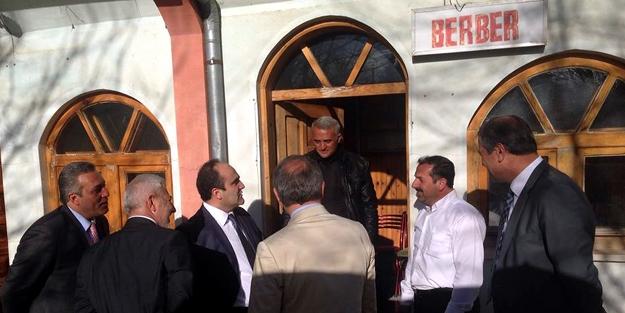 Özbek, Şükrü Yayan'a destek istedi