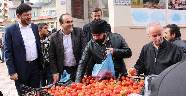 """Özbek: """"Tarihi bir zaferle taçlandıracağız"""""""