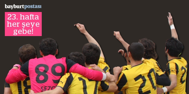 Play-off için son viraj!