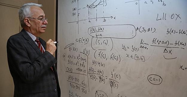 Prof. Ayazoğlu, en başarılı bilim adamları listesinde