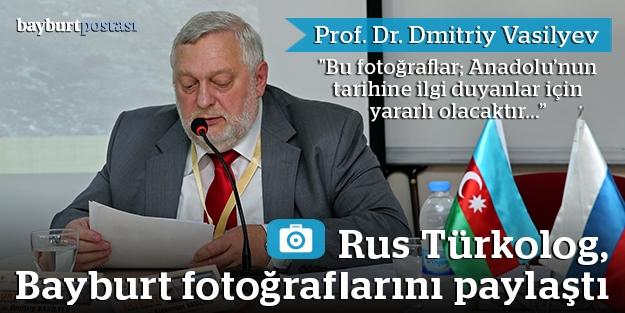 Rus arşivlerinden Bayburt fotoğrafları günyüzüne çıktı