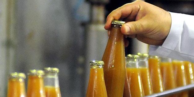 Saf meyve suyuna şeker katkısı tamamen...