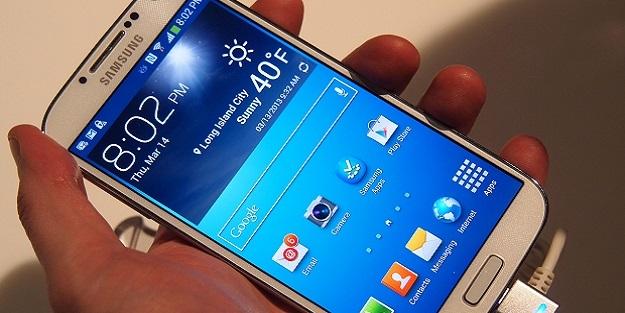 Samsung'tan Galaxy S5 devrimi
