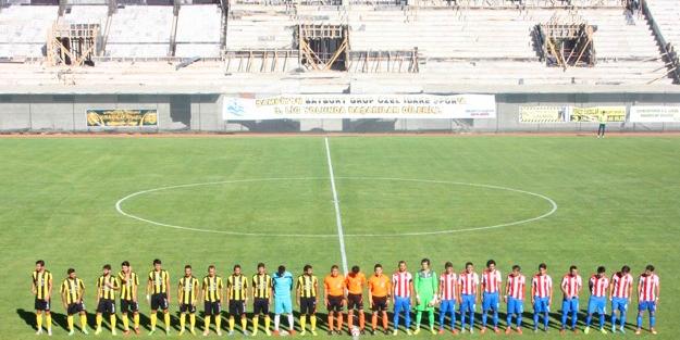 Seyircisiz maça 'güvenlik' cezası