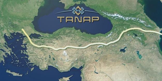 TANAP teşvik kapsamında