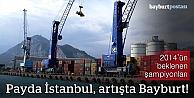 2014'ün ihracat şampiyonları: Bayburt ve İstanbul