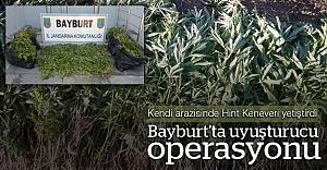 Bayburt#039;ta #039;Hint Keneviri#039; operasyonu