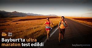 Bayburt ultra maraton için uygun mu?