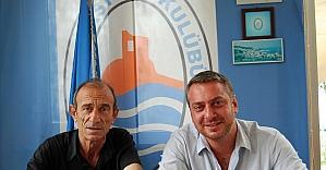 Pazarspor, teknik direktör Oktay Çevik ile sözleşme imzaladı