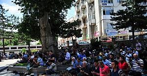 Ramazanın son cuma namazı