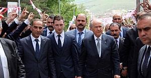 Kılıç'tan 'Tuğrul Türkeş'e tepki