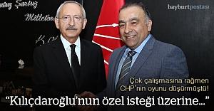 Kılıçdaroğlu#039;nun özel isteğiyle yeniden aday