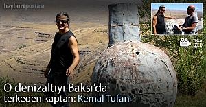 O denizaltıyı Baksı#039;da terkeden kaptan: Kemal Tufan