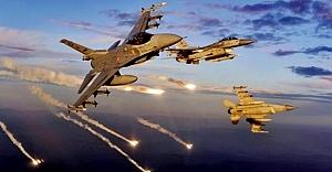 Türk savaş uçakları IŞİD#039;i vuruyor