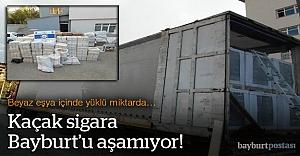 Kaçakçılar Bayburt#039;u aşamıyor!