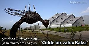Türkiye'nin en iyi 10 müzesi seçildi