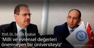 Bayburt Üniversitesi#039;nde akademik...