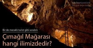 Karadeniz'in en 'gizemlisi': Çımağıl Mağarası
