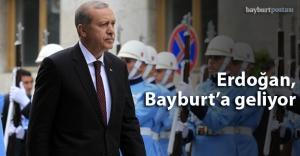 Bayburt, Cumhurbaşkanı#039;nı ağırlayacak
