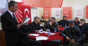 CHP'de ilk kongre Demirözü'nde yapıldı