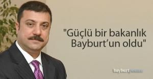 Kavcıoğlu#039;ndan Bakan Ağbal...